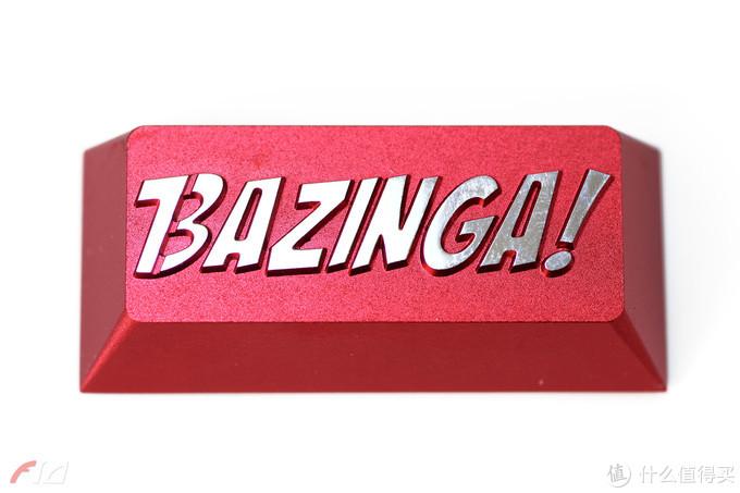 喵爪大爆炸 | ZOMO 圣诞雪花猫爪 & 生活大爆炸 BAZINGA! 键帽开箱点评
