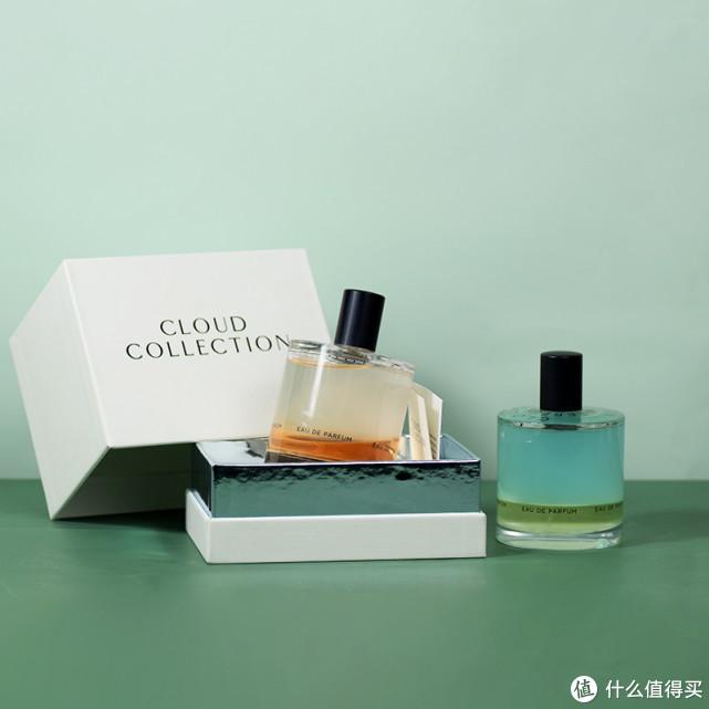 扎科之香 北欧冰川 颜值很高很清冽的一款夏日香水