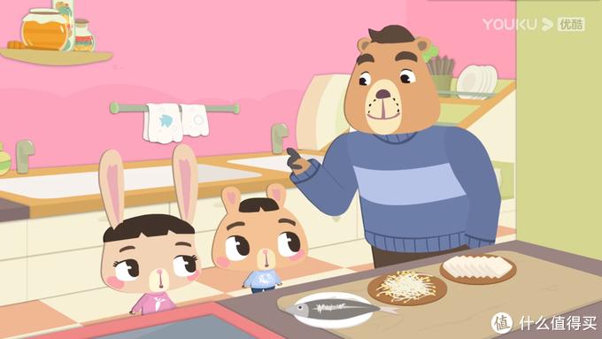 墨羽动画 熊兔子贝贝 儿童动画推荐