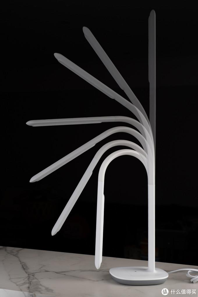 简洁多用途的米家飞利浦台灯3体验
