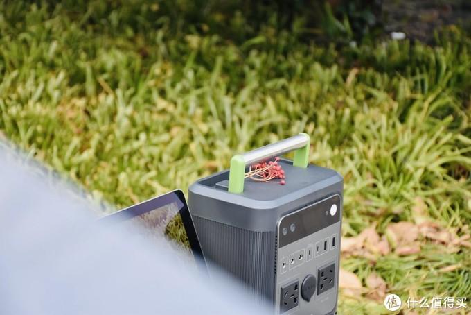 140000mAh容量,600W大功率,征拓小电站500户外储能电源体验