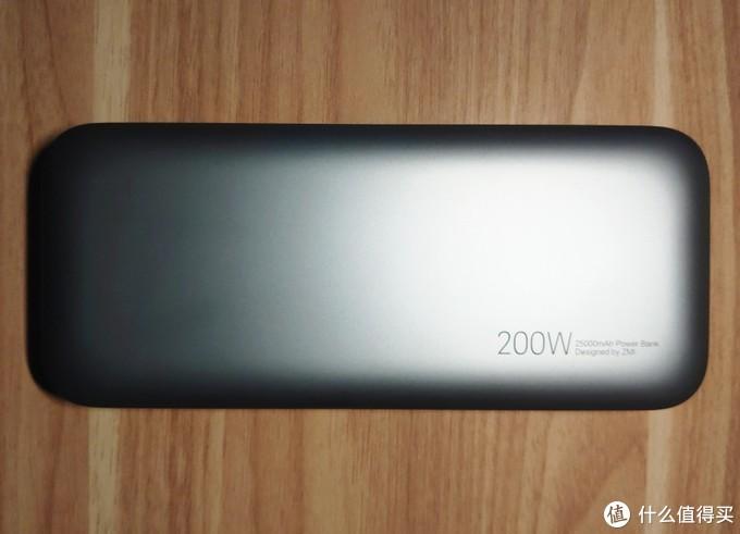 ZMI 20号移动电源评测