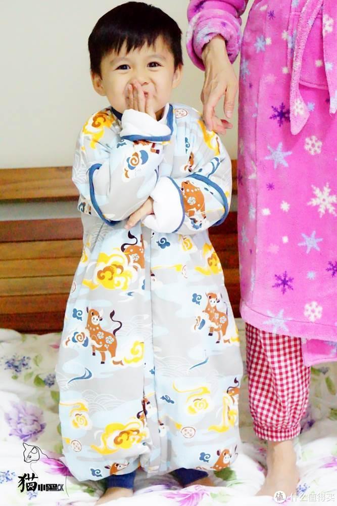 给宝宝一个温暖的新年,i-baby牛年新春定制睡袋