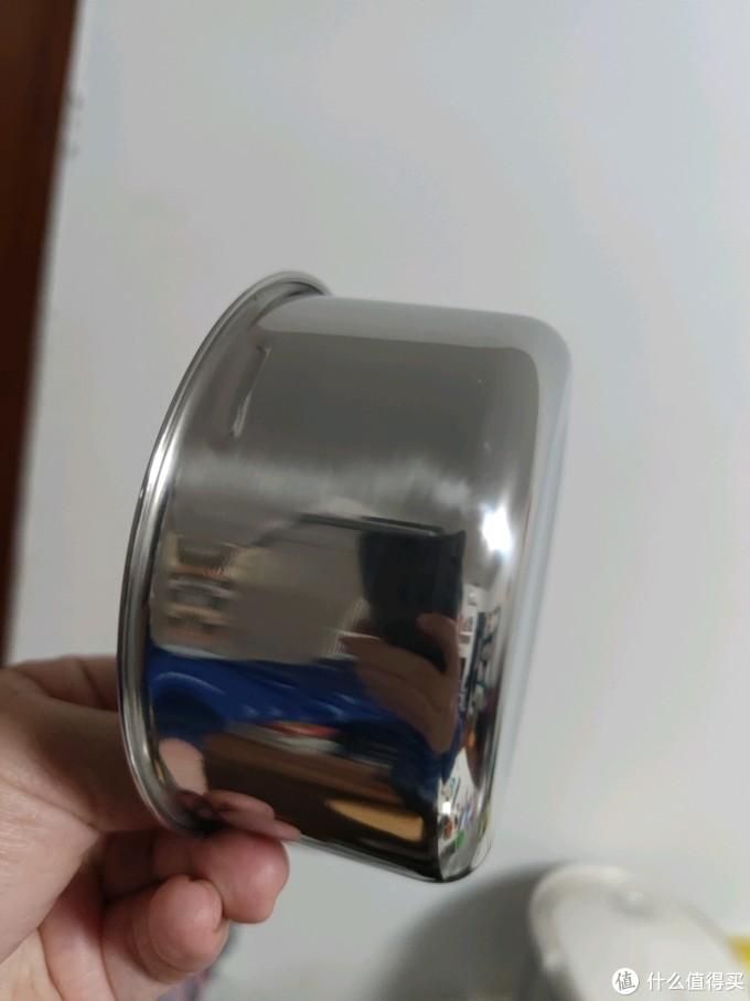 苏泊尔带分割1150毫升淡蓝色保温饭桶开箱