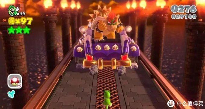 马力欧也能极巨化!《超级马力欧3D世界》好玩吗?