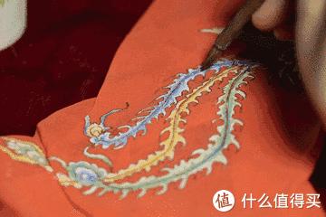 一个穿越千年的中国手办——绢人
