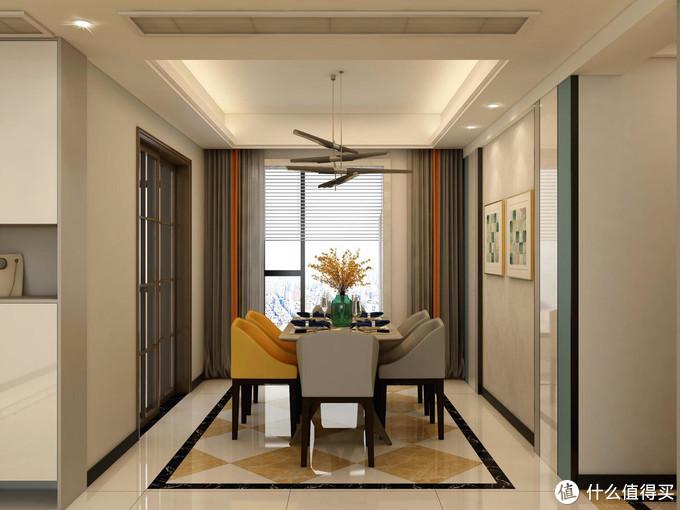 140㎡精装房现代风改造,简洁纯粹打造未来家