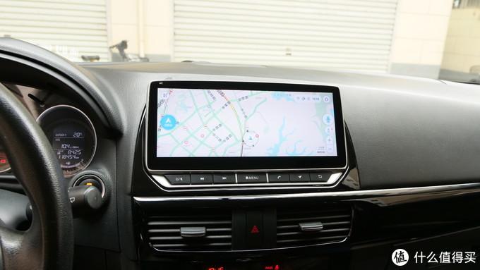 车机版高德地图