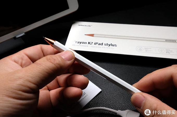 200元不到,开启iPad新玩法,耐尔金创铅K2电容笔开箱体验