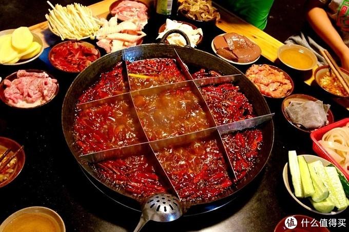 没吃过重庆火锅,别说你吃过火锅。