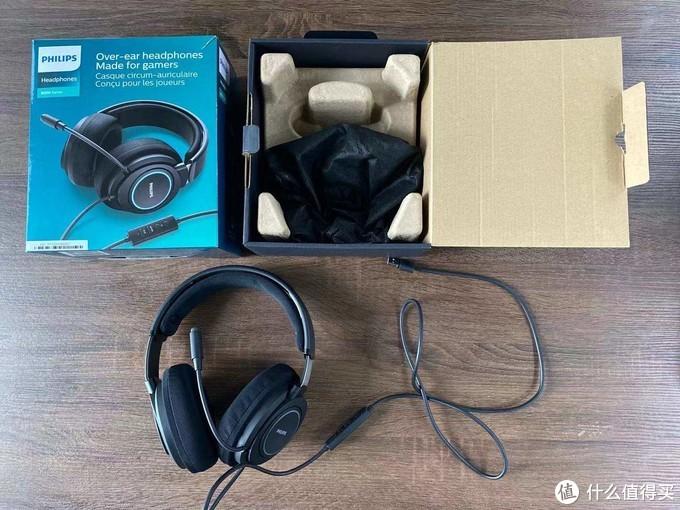 7.1声道听声辨位给力:飞利浦G6105电竞耳机分享