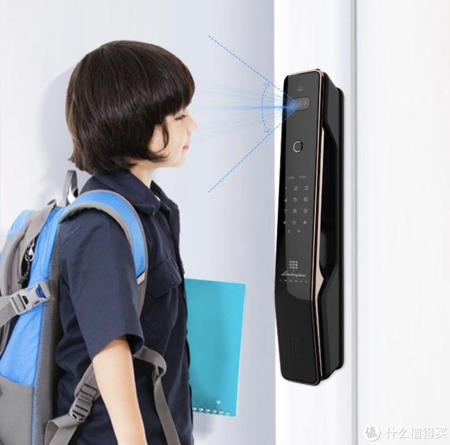 凯迪仕发布新品兰博基尼传奇门锁,全自动3D人脸解锁+指纹,科技感十足!
