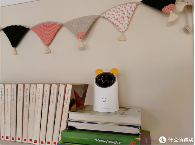 有华为智选海雀智能摄像头Pro在,看熊孩子做作业不必斗智斗勇