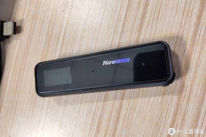 听音速记,纽曼智能AI录音笔XD01评测