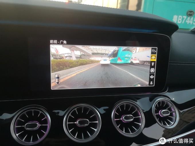 奔驰GT50改原厂360度全景环影,高清的全方视角