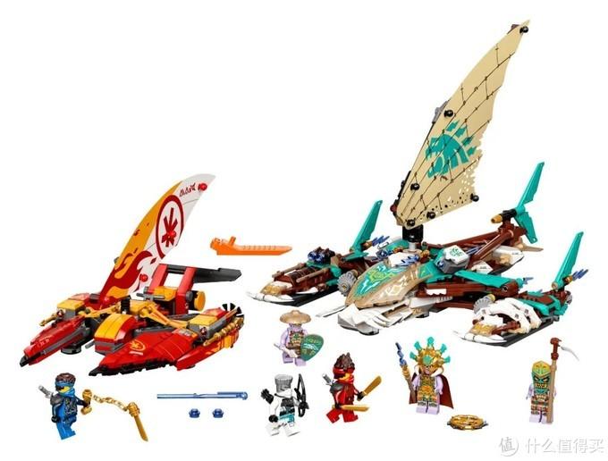 乐高公布四款幻影忍者动画片新季套装以庆祝主题十周年