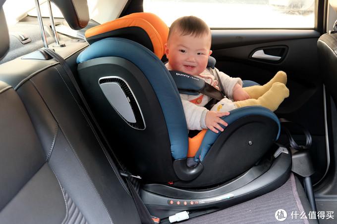 安全智能舒适兼具,两只兔子「未知」安全座椅体验报告