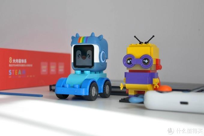 小木2021新品!百变悟空机器人,手势点读AI语音应有尽有