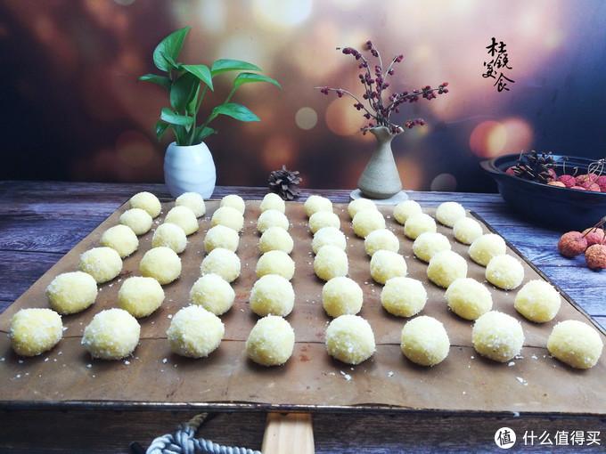 初学烘焙必看,网红甜点椰丝球详细做法,想不成功都难