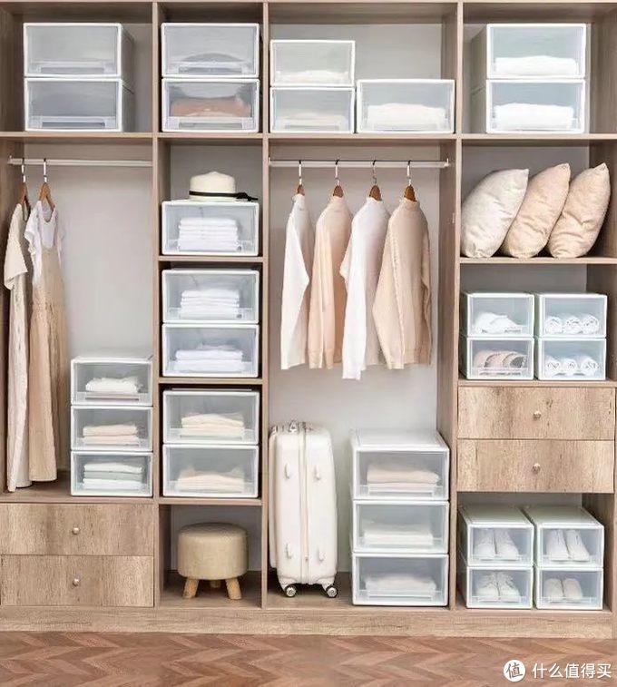 从卧室到厨房,8家1668同源店帮你搞定全屋抽屉类收纳!