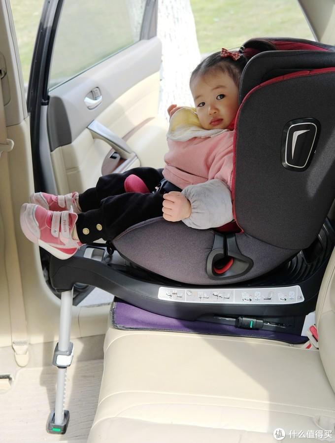 最好的守护-惠尔顿星愿儿童安全座椅体验-2021-01