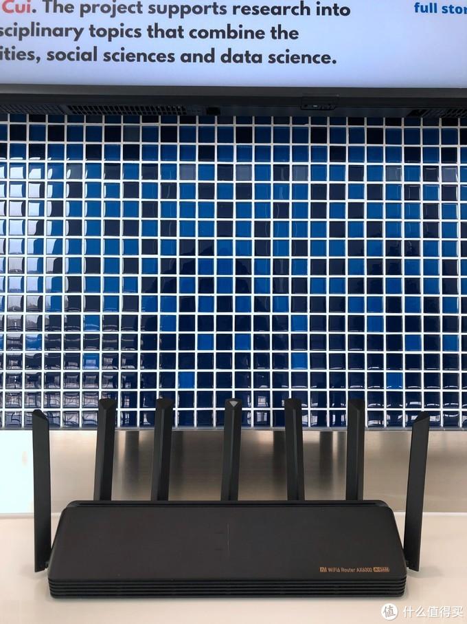 AIoT时代的野望-小米AX6000WiFi6路由器开箱
