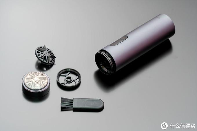 须眉电动剃须刀评测:剃须不仅方便还有其它惊喜