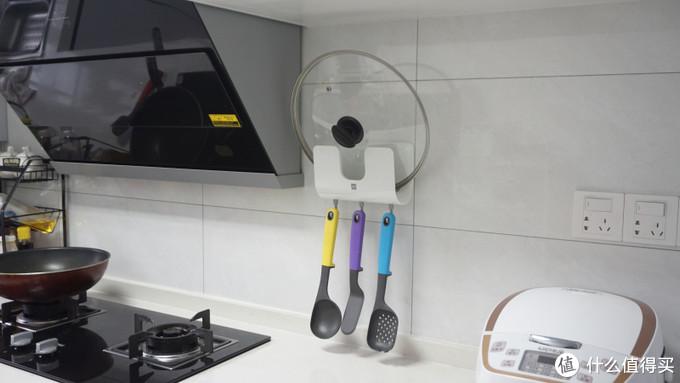用火候置物架三件套来拯救你家凌乱的厨房吧