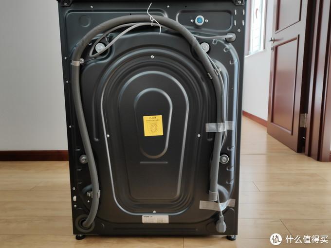 自动投放才是真智能:新款云米洗烘一体机Neo2 Pro入手体验