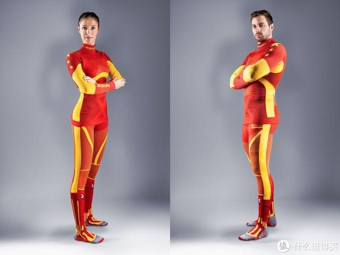 上身实测第二期:X-Bionic意大利队4.0聚能加强爱国者保暖速干紧身衣