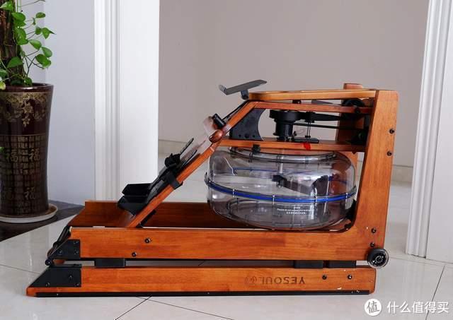 野小兽划船机R30:进口松木打造,用它来锻炼运动,胜过跑步机