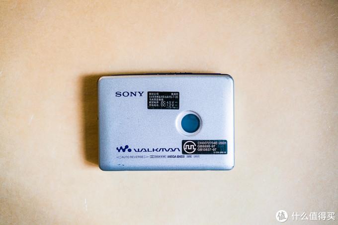SONY Walkman 磁带随身听