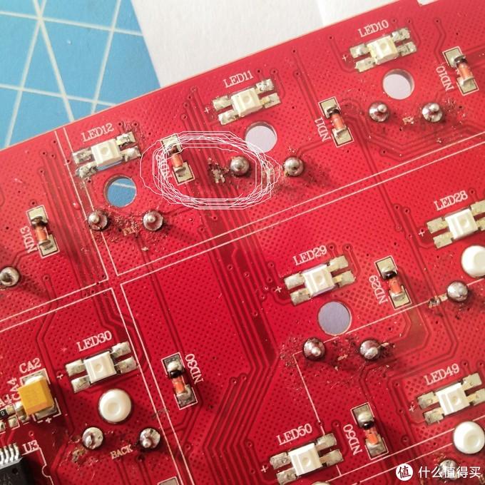 死者复生!!!值得在饭点看完的 雷神K85T键盘复活全纪录,特别下饭!首次运用原子灰,效果震惊