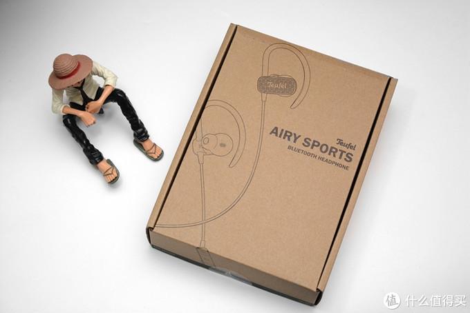 来自德国、主打户外运动,Teufel Airy Sports运动蓝牙耳机开箱