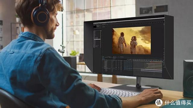 优派发布首款8K设计屏,以及多款4K设计和家用显示器新品