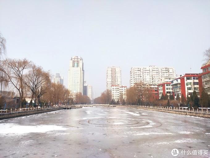 太原,冬天就得有个冬天的样子,冰雪不能少。