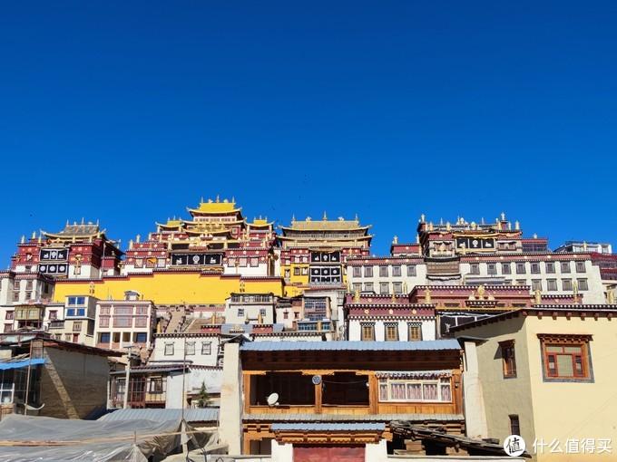 香格里拉,松赞林寺,遇到个不错的讲解,值得一去的地方。