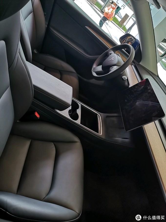 特斯拉Model Y试驾体验