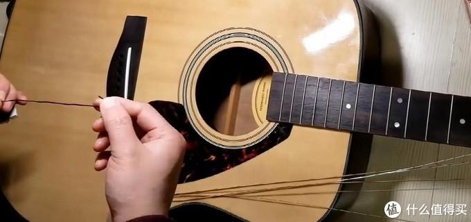 给YAMAHA F600吉他动个小手术 — 安装加振拾音器和无线输出