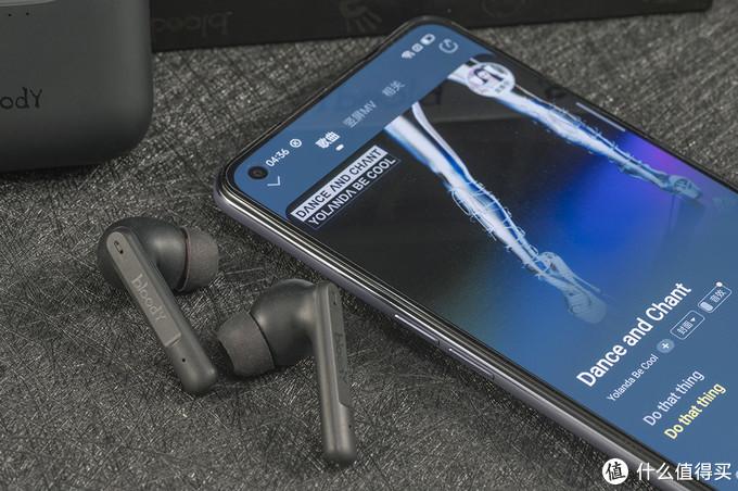 ANC降噪,无线便携好音质,新的血手幽灵新的TWS耳机