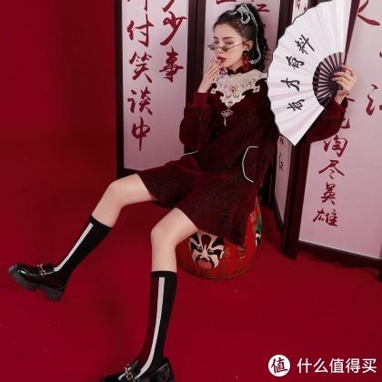 穿唐装过大年 篇四:低至两折!32款女士年轻改良款唐装特价清单!尺码有限,手慢无!