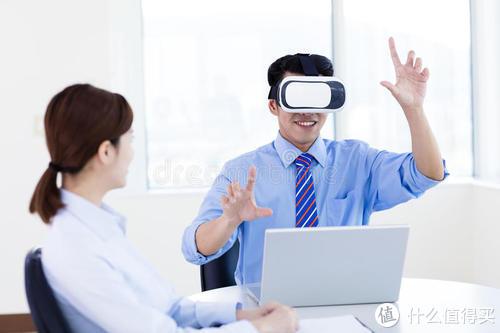 VR办公,你就是办公室最靓的崽