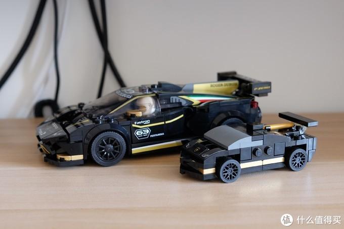 一半精致,一半遗憾——LEGO 乐高超级赛车系列 30342 兰博基尼EVO 拼砌包