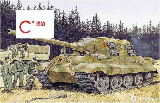 威龙6925套件的封绘,正是生产编号305010的保时捷猎虎。出自画家Ronald Vostad