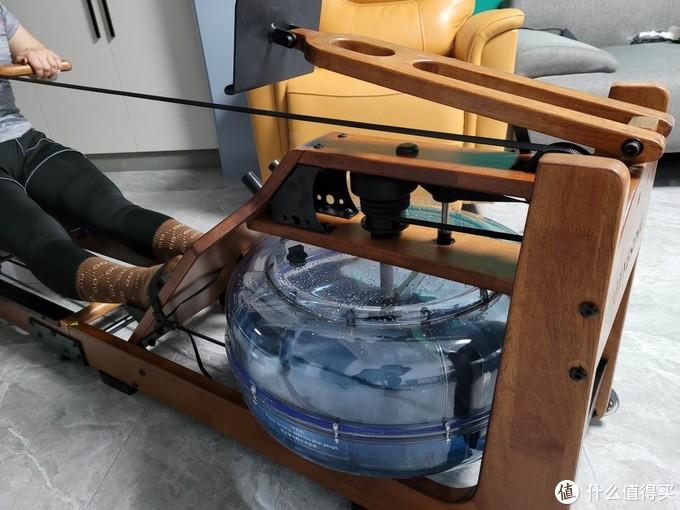 坐上去,动起来——野小兽划船机R30初体验