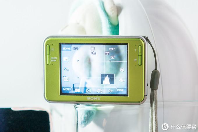 自有我主张 SONY CyberShot T2 数码照相机