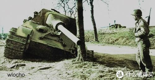 314号猎虎的上色照片,可以和模型对比一下涂装