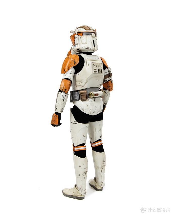 星球大战的忠诚与背叛?轰趴欧比旺的男人:Hot Toys MMS524 科迪 1/6 可动人偶
