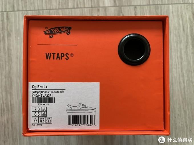 一次开箱四双Wtaps X Vans交叉骨