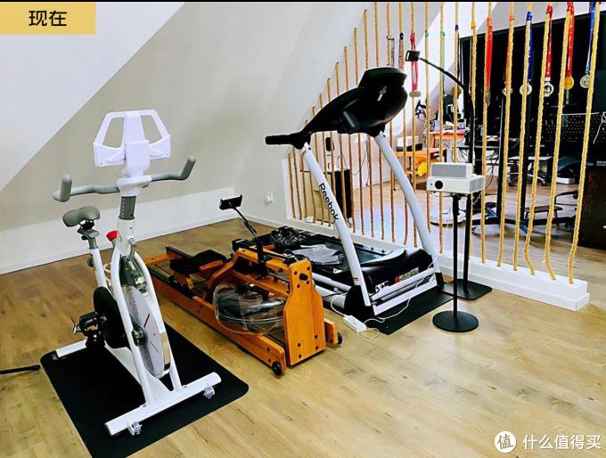 「宅家不长肉」鸡肋空间极致利用,打造4㎡超爽健身区!